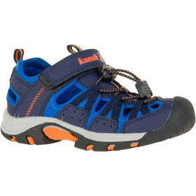 Kamik Wildcat Sandals Kids Navy